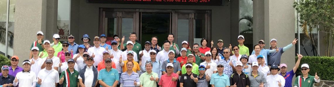 The 16th Intersociety Golf Open Tournament Sponsored by Tachibana Engineering HK Limited