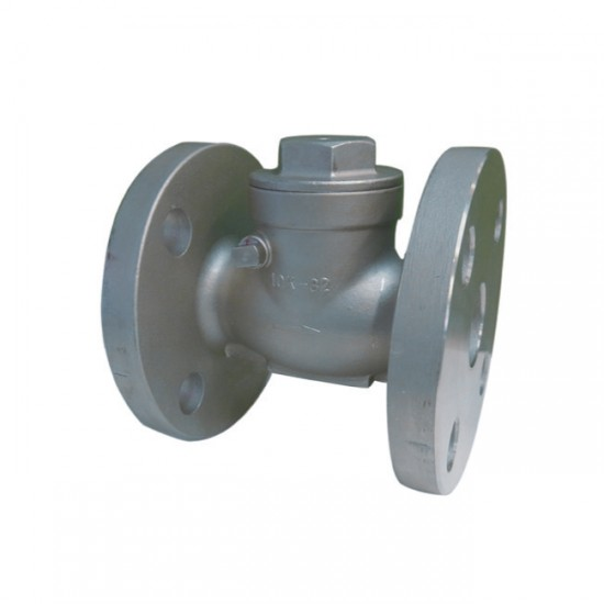 Yamato S10CH Cast Stainless Steel Swing Check Valve