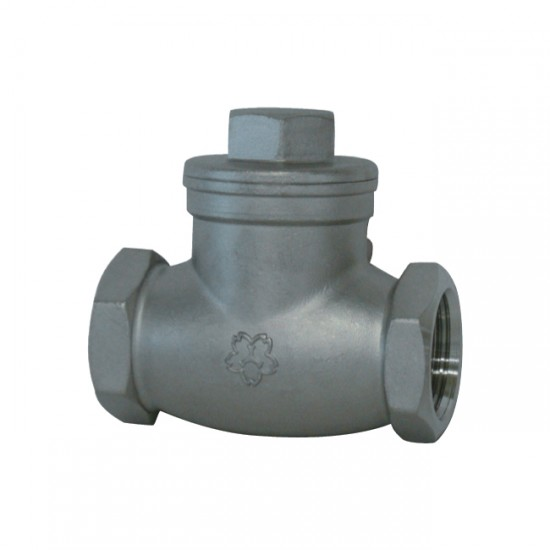 Yamato S10SC Cast Stainless Steel Swing Check Valve