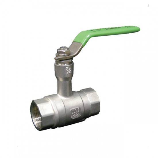 Yamato VUY Cast Stainless Steel Ball Valve Standard Bore